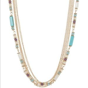 Brand new Gold layered necklace from Nordstrom!